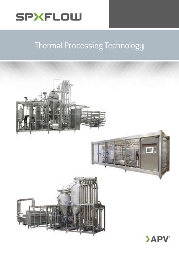 Thermal Processing Technology