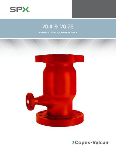 VO-ll & VO-76