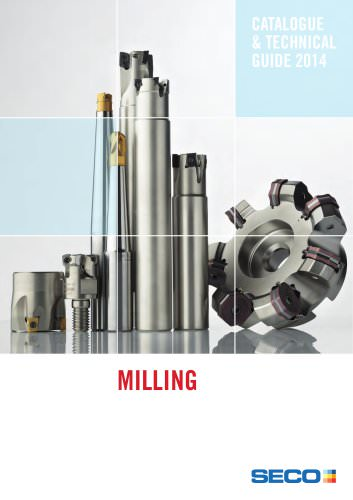 MN 2014 Milling - SECO TOOLS - PDF Catalogs | Technical