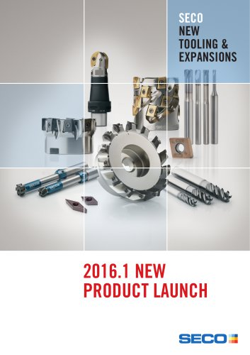 SECO NEW TOOLING & EXPANSIONS