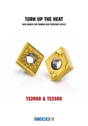 TS2000 & TS2500 - SECO TOOLS - PDF Catalogs   Technical