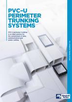 PVC–U PERIMETER TRUNKING SYSTEMS