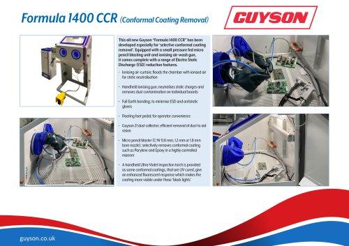 Formula 1400 CCR