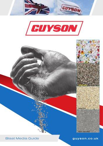 Guyson Blast Media