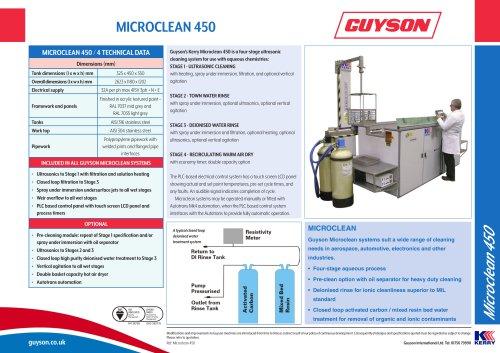 Guyson Microclean 450