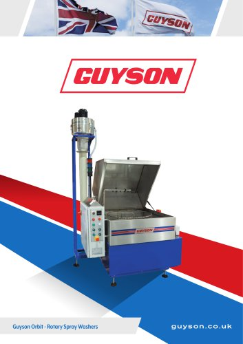 Guyson Orbit Washers