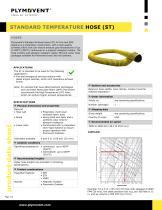 ST exhaust hose
