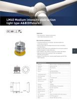 Aviation obstruction light - 13