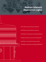 Aviation obstruction light - 7