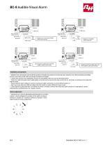 BC-8 Audible Visual Alarm - 3