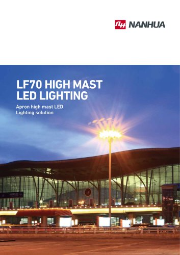 LF70 HIGH MAST  LED LIGHTING