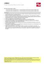 LH86(L) High Intensity Obstruction Light - 3