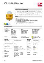 LP201A Helideck Status Light - 1