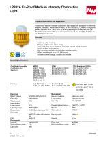 LP202A Ex-Proof Medium Intensity Obstruction Light - 1