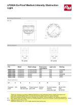 LP202A Ex-Proof Medium Intensity Obstruction Light - 2