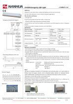 LY455B Emergency LED Light - 1