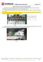 LY455B Emergency LED Light - 2