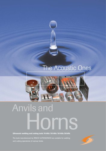 Horns and Anvils