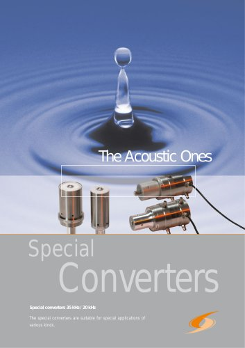 Special Converter