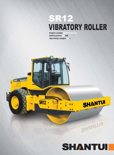 Vibraory rollers SR12