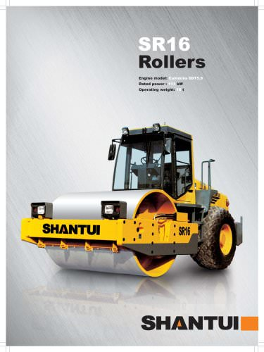 Vibraory rollers SR16
