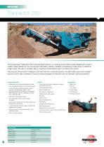 Powerscreen Trakpactor 250 Impact Crusher