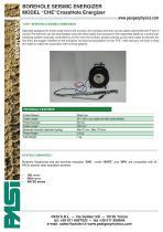CHE - CROSS HOLE ENERGIZER P/S - 1
