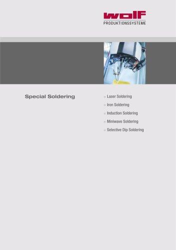 Special Soldering