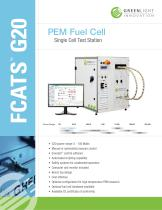 G20 - Single Cell Test Station