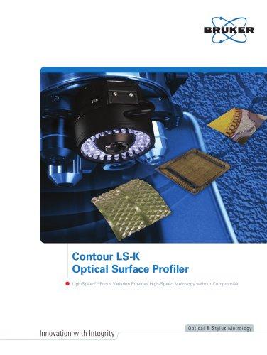 Contour LS-K 3D Optical Profiler