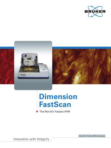 Dimension FastScan AFM Product Brochure
