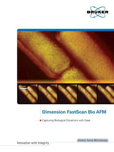 Dimension FastScan Bio AFM