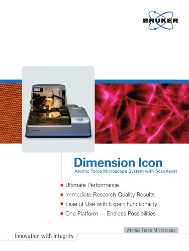 Dimension Icon Product Brochure