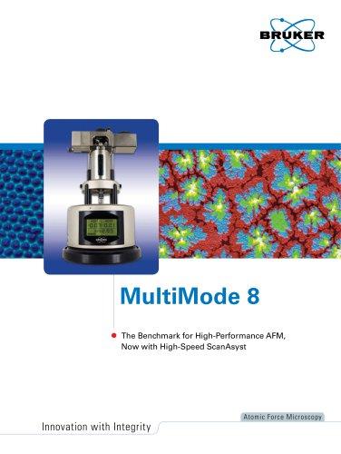 MultiMode 8 AFM Product Brochure