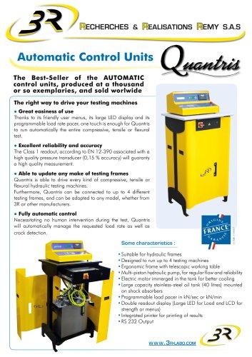 Automatic Control Unit Quantris