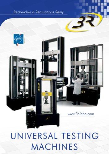 Universal Testing Machines 3R