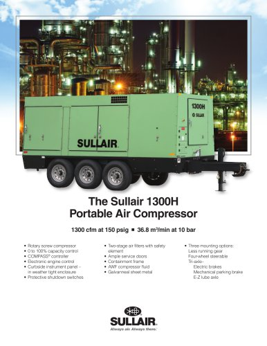 The Sullair 1300H