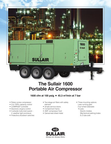 The Sullair 1600