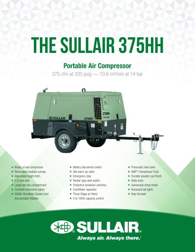 The SULLAIR 375HH