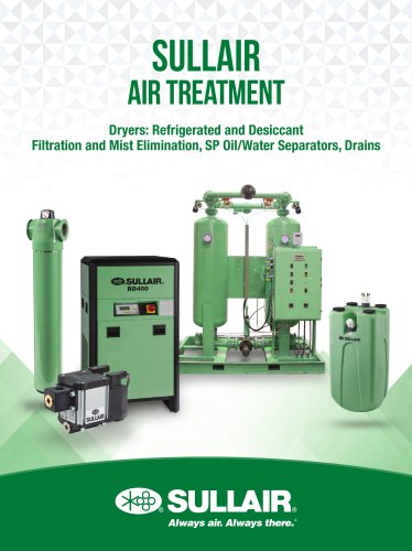 SULLAIR Air Treatment