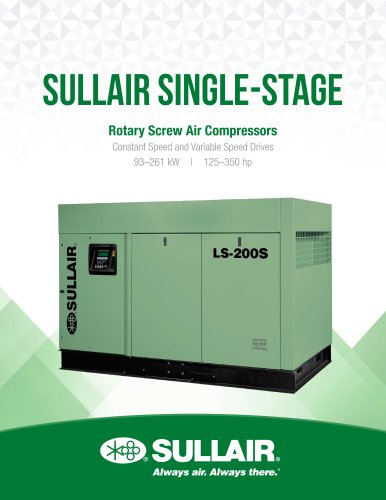 SULLAIR Single-stage