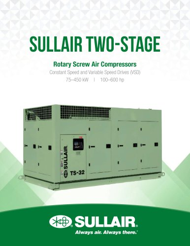 SULLAIR Two-stage