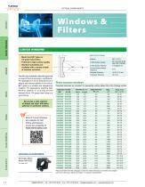 Optical Windows & Filters | EKSMA Optics