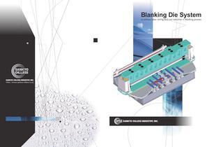 Automatic Blanking Die - 1