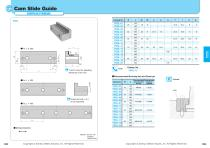Cam Slide Guide (L Type) - 1