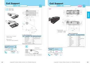 Coil Support Economy Type - 1