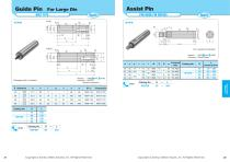 Die Guide Related Parts:Assist Pin - 2