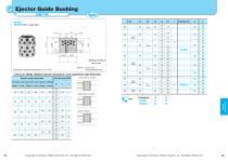 Ejector Guide Bushing Long Type - 1