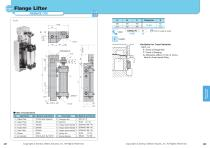 Flange Lifter Pneumatic Type - 1
