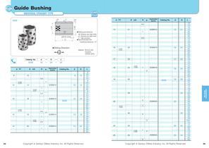 Guide Bushing Universal Straight Type - 1